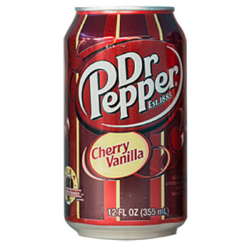 Dr Pepper Dr. Pepper Cherry Vanilla