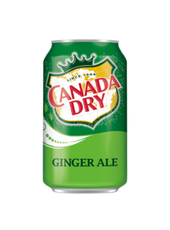 Canada Dry Canada Dry Ginger Ale Made From Real Ginger