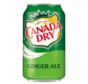 Canada Dry Ginger Ale Made From Real Ginger