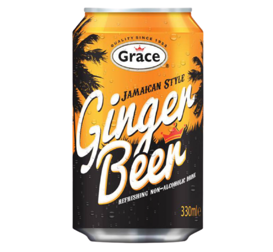 Grace Ginger Beer Jamaican Style