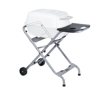 PK Grill PKTX Folding Stand for Original PK Grill