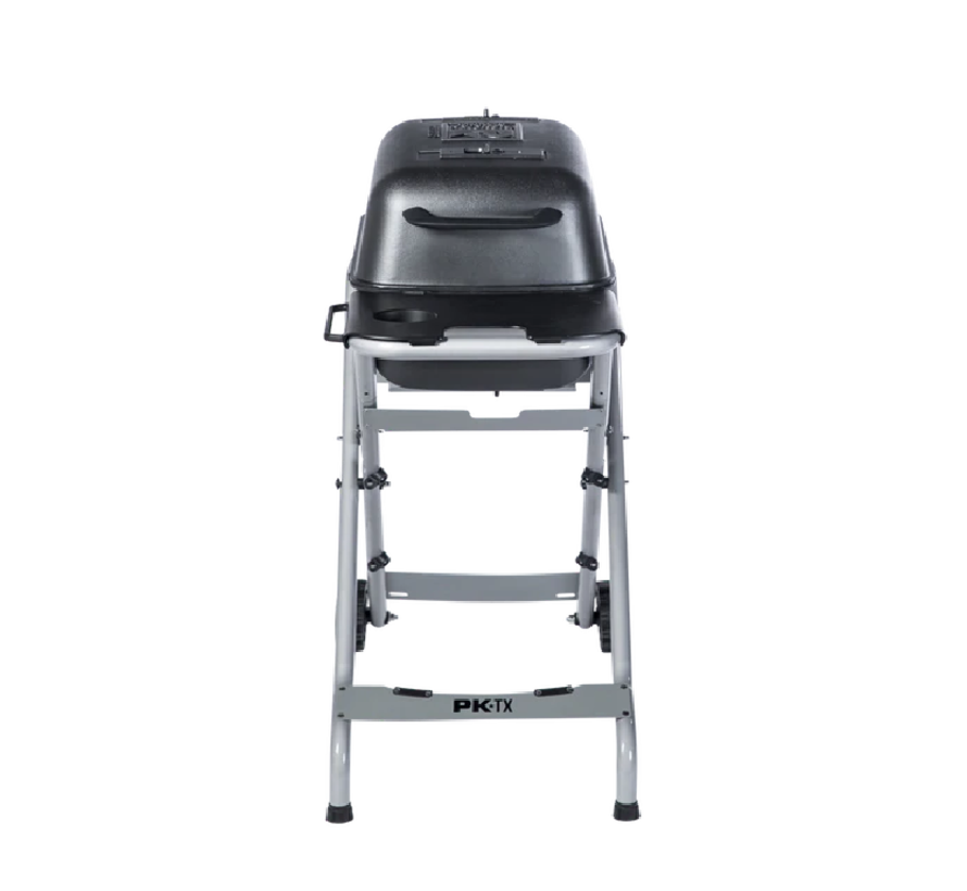 PKTX Folding Stand for Original PK Grill + Smoker Graphite (Old Small Handle)