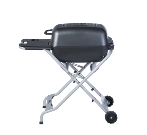 PK Grill PKTX Folding Stand for Original PK Grill + Smoker Graphite (Old Small Handle)