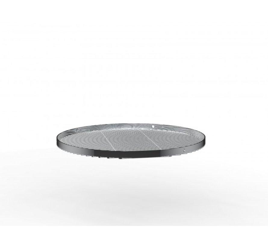 Petromax D-Ring Driepoot Plaat met Haak en Ketting / Rooster Deal