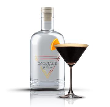 Cocktails by Nina Chocolate Orange Espresso