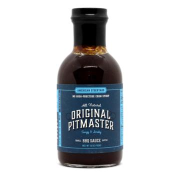 Stockyard Stockyard Original Pitmaster BBQ Sauce 15 oz