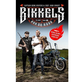 Bikkels aan de kook Bikkels aan de kook  SIGNED by Captain Henk and Chef John