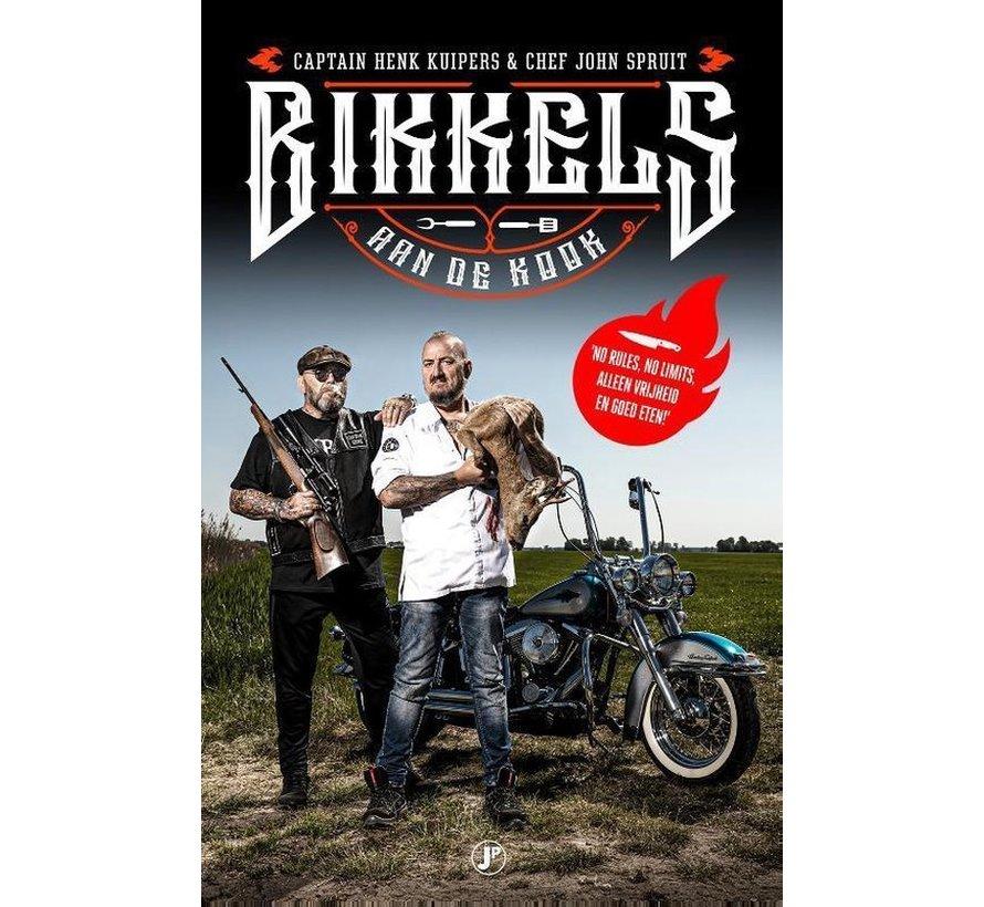 Bikkels aan de Kook GESIGNEERD door Captain Henk en Chef John