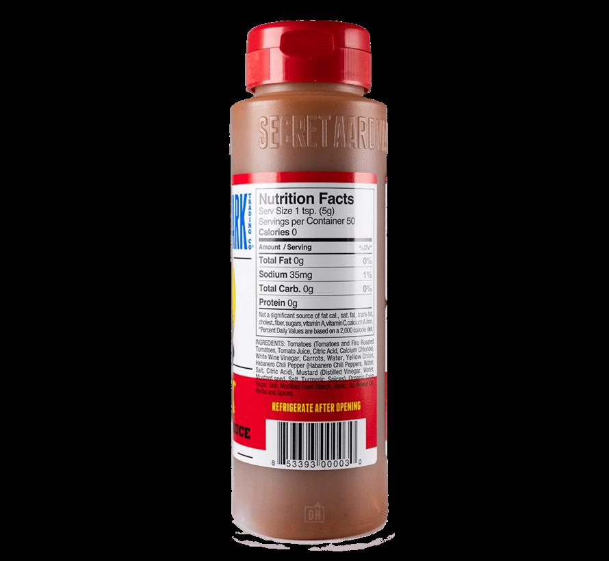 Secret Aardvark Habanero Hot Sauce 8 oz