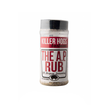 Killer Hogs Killer Hogs Championship The  A.P. BBQ Rub 16 oz