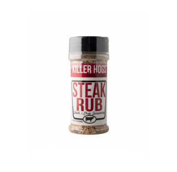 Killer Hogs Killer Hogs Championship The Steak and Chop BBQ Rub 6.2oz