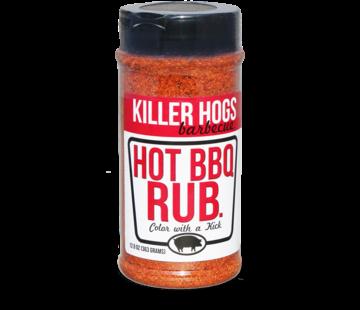 Killer Hogs Killer Hogs Championship The HOT BBQ Rub 16 oz