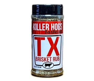 Killer Hogs Killer Hogs Championship The Texas Brisket BBQ Rub 16 oz