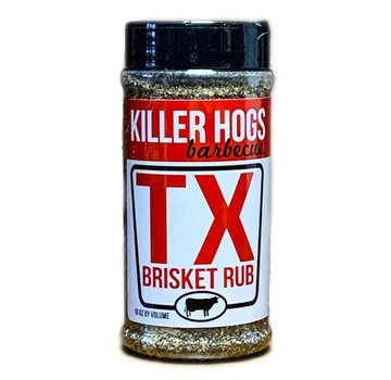 Killer Hogs Killer Hogs Championship The Texas Brisket BBQ Rub 16 oz