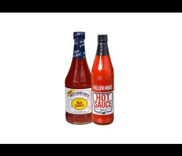 Killer Hogs Killer Hogs / Sweet Baby Ray's Hot Sauce Deal