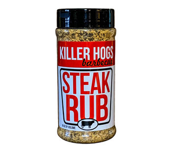 Killer Hogs Killer Hogs Championship The Steak and Chop BBQ Rub 16 oz