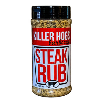 Killer Hogs Killer Hogs Championship The Steak and Chop BBQ Rub 16 oz
