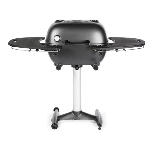 PK Grill PK360 Grill & Smoker Graphite with PVC side tables