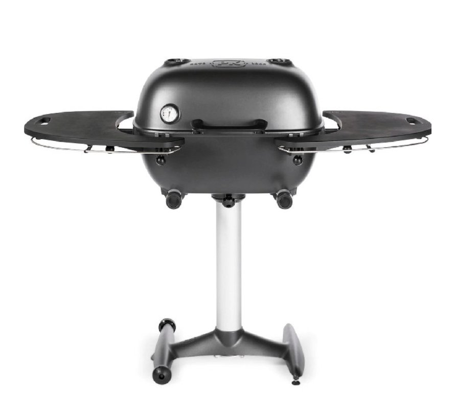 PK360 Grill & Smoker Graphite with PVC side tables
