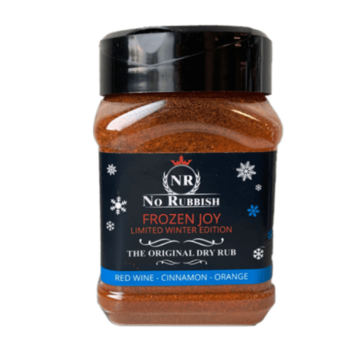 No Rubbish No Rubbish Frozen Joy LIMITED WINTER EDITION 200 gram