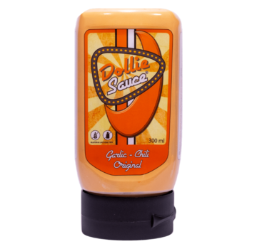 Dollie Sauce Dollie Sauce Original Squeeze Flasche 300 ml