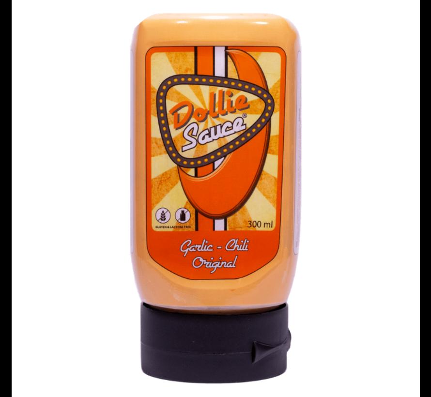 Dollie Sauce Original Knijpfles 300 ml