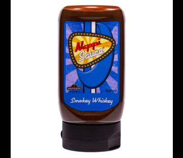 Dollie Sauce Dollie Sauce / Nappi Sauce Smokey Whiskey 300 ml