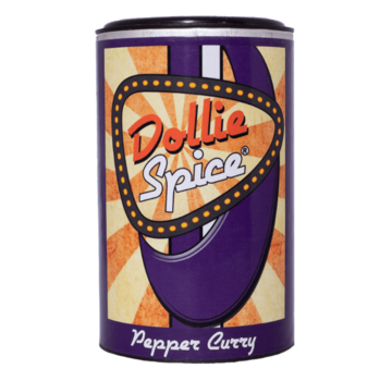 Dollie Sauce Dollie Spice Pepper Curry 120 gramm