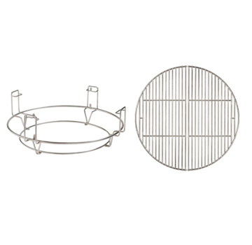 Kamado Joe Kamado Joe Diver & Conquer System / Stainless Steel Grilles Deal