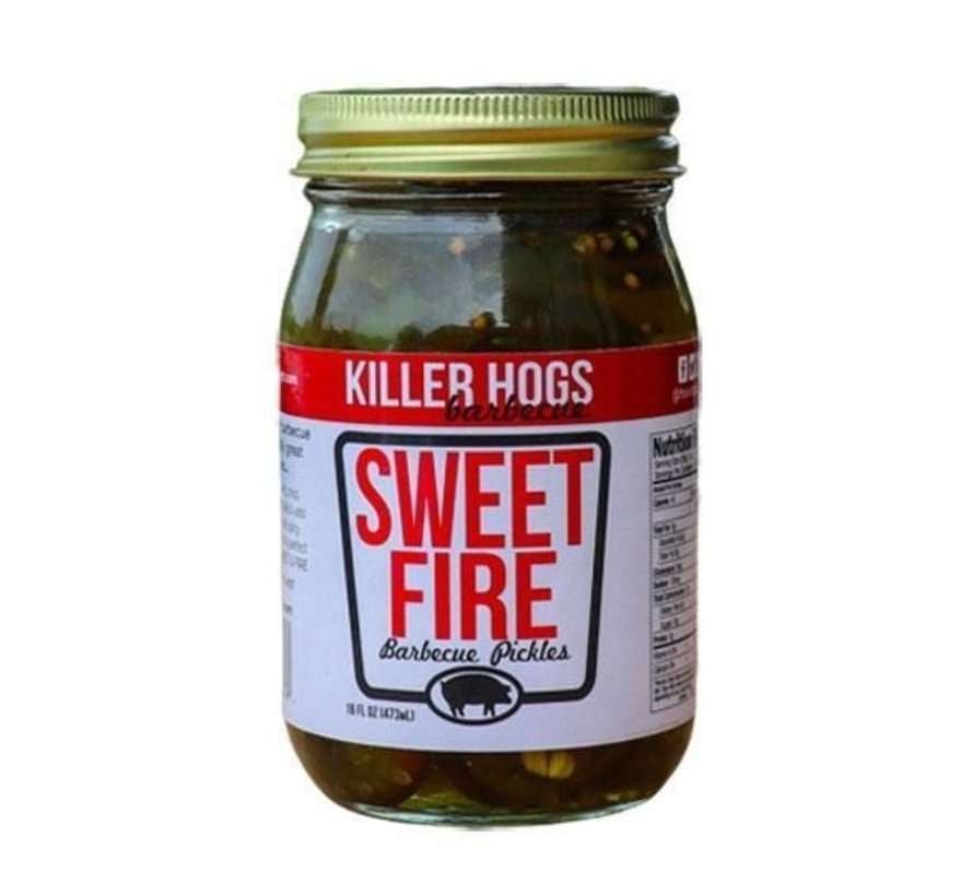 Killer Hogs Pickles Deal