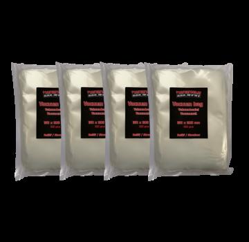 Vuur&Rook Vuur&Rook Relief / Structure Vacuum Bag 150 x 200 mm 4 x 100 pieces Deal