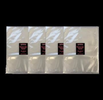 Vuur&Rook Vuur&Rook Reliëf / Structuur Vacuumzak 300 x 400 mm 4 x 100 stuks Deal