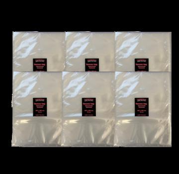 Vuur&Rook Vuur&Rook Relief / Structure Vacuum Bag 300 x 400 mm 6 x 100 pieces Deal