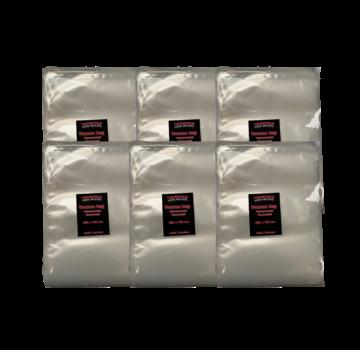 Vuur&Rook Vuur&Rook Relief / Structure Vacuum Bag 250 x 700 mm 6 x 100 pieces
