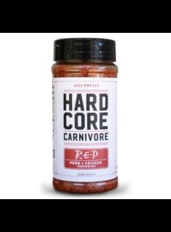 Hardcore Carnivore Hardcore Canivore Red BBQ Rub 6.25oz