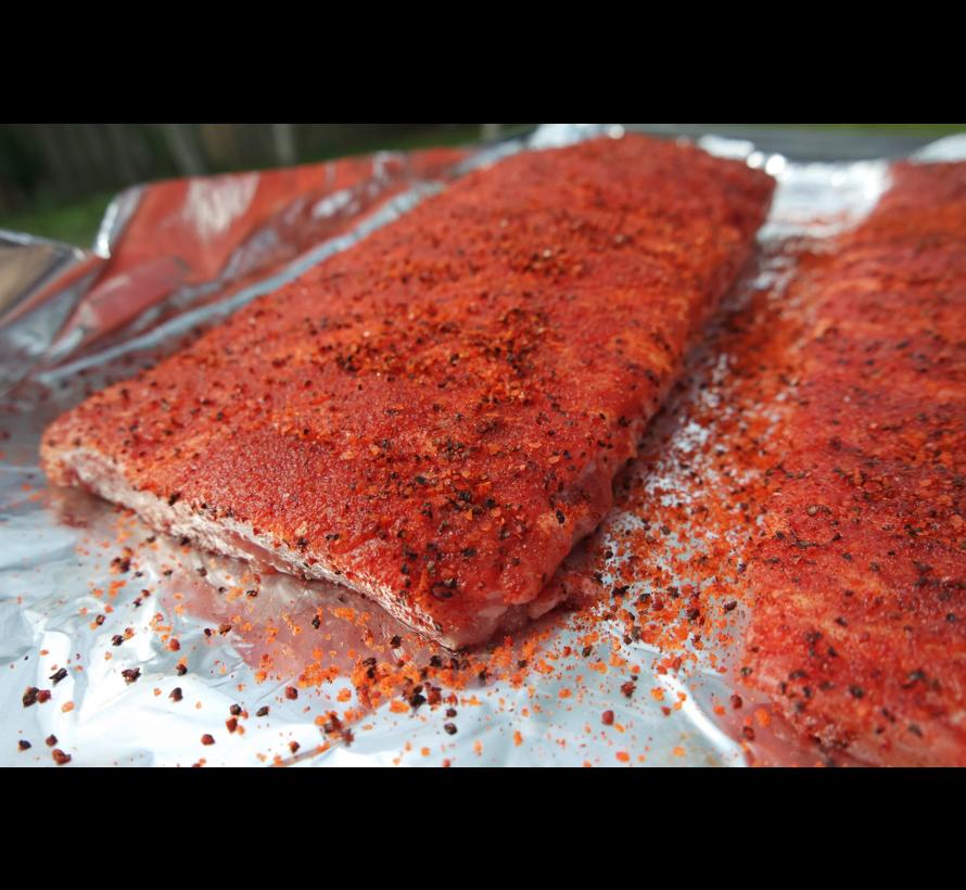 Hardcore Canivore Red BBQ Rub 6.25oz