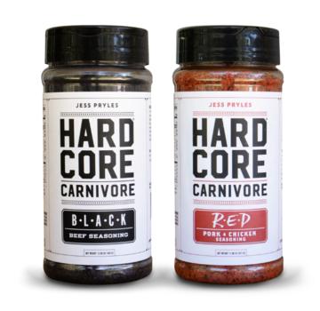 Hardcore Carnivore Hardcore Carnivore Giftset