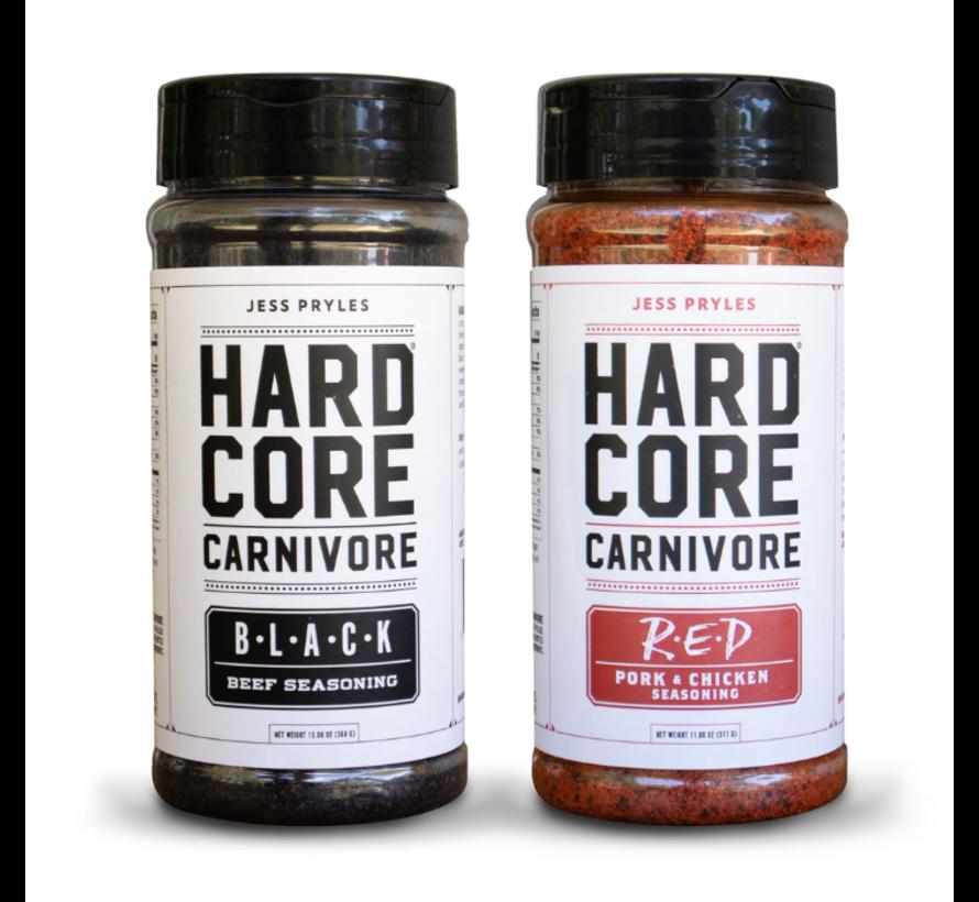 Hardcore Carnivore Giftset