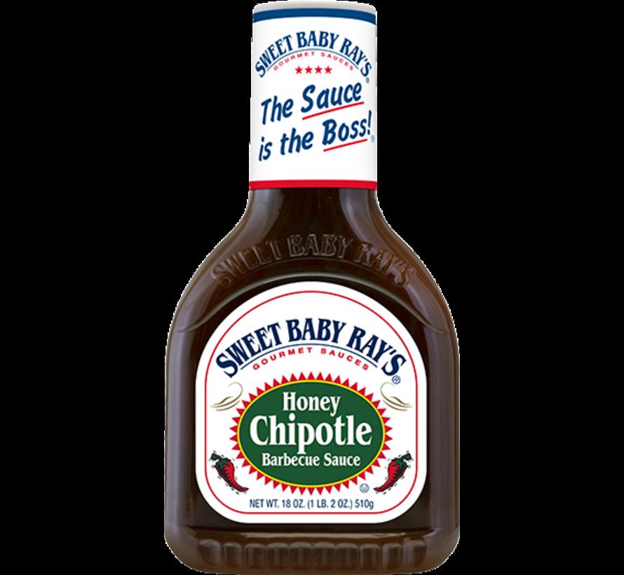 Sweet Baby Ray's Honey Chipotle 18oz