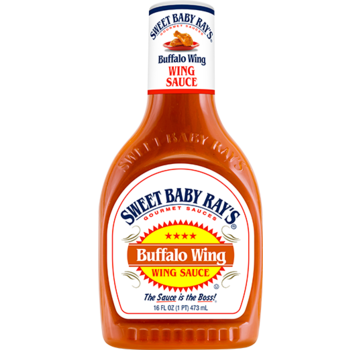 Sweet Baby Ray's Sweet Baby Ray's Buffalo Wing Sauce 16oz