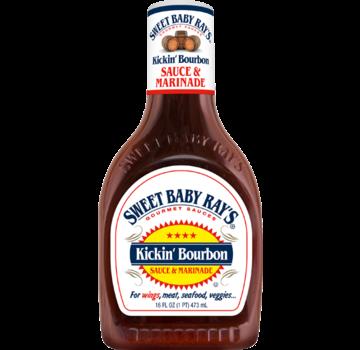 Sweet Baby Ray's Sweet Baby Ray's Kickn' Bourbon Wing Sauce 16oz