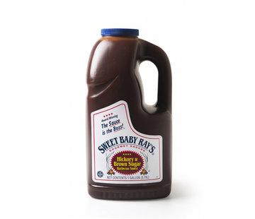 Sweet Baby Ray's Sweet Baby Ray's Hickory Brown Sugar 1 Gallon
