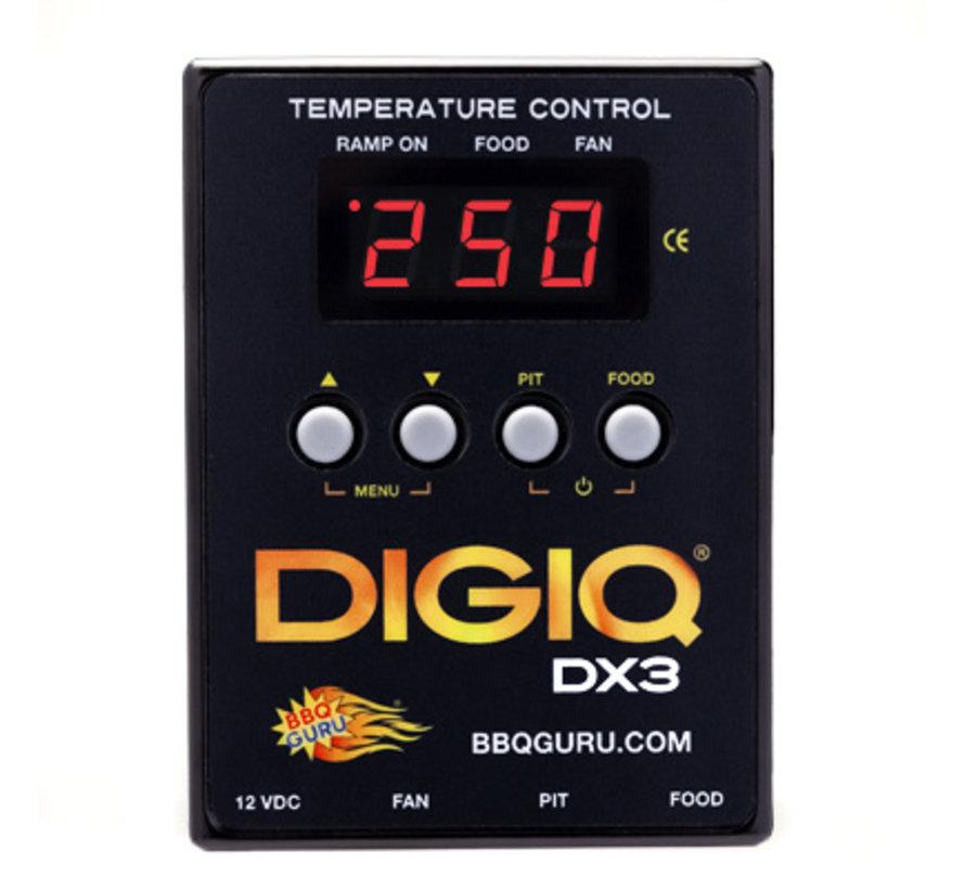 BBQ Guru DigiQ DX3 Universal Edition (Ceramic / Kettle) Compleet