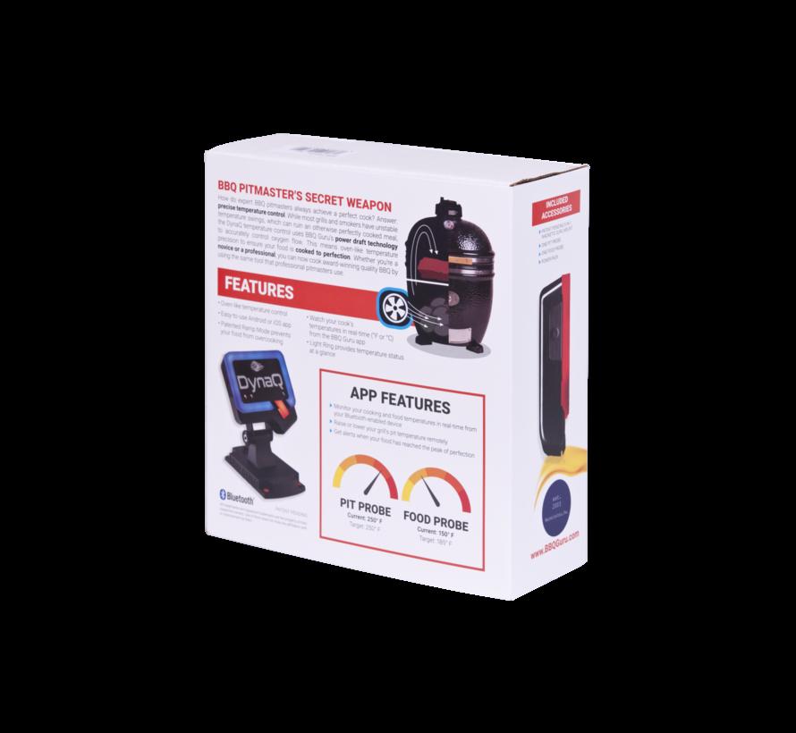 BBQ Guru UltraQ Universal Edition (Ceramic / Kettle) Compleet Bluetooth & WIFI