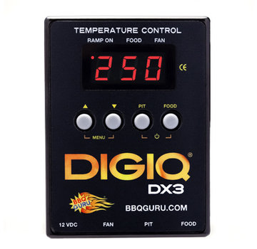 BBQ Guru BBQ Guru DigiQ DX3 Controller Only