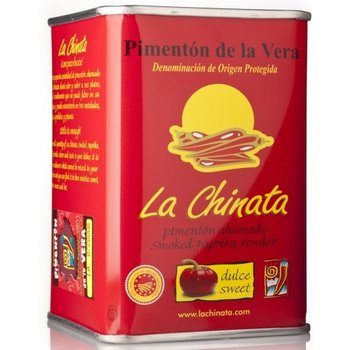 La Chinata La Chinata Gerookt Paprikapoeder Dulce Sweet 160 gram