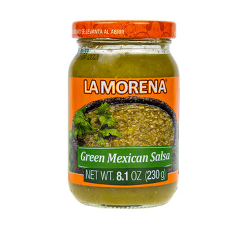 La Chinata La Morena Green Mexican Salsa 230 grams