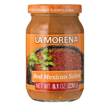 La Chinata La Morena Mexican Red Salsa 230 gram