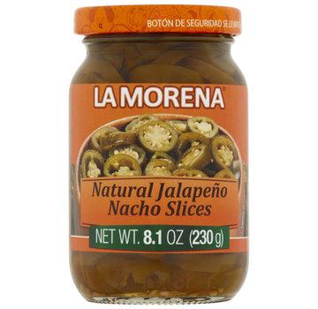 La Chinata La Morena Nacho Sliced Jalapeno's 230 gram
