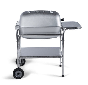 PK Grill The Original PK Grill&Smoker Classic Silver (New Big Handle)